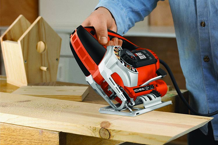 black decker KS900SK test 4 kilogrammes