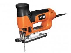 La Scie Sauteuse AEG ST 800 XE Orange : une scie fiable et performante